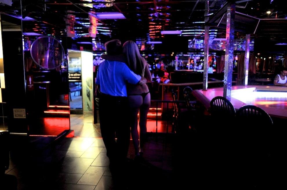 Стриптиз клуб публика закрытые клубы в нижнем новгороде