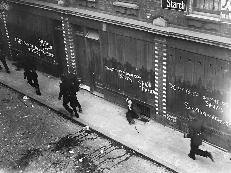 6114 Лондон: история в фотографиях