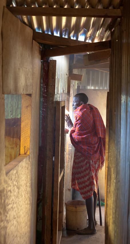 6120 Современные масаи