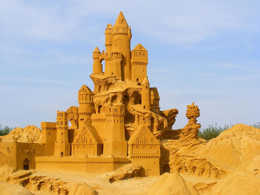 625 20 восхитительных песчаных скульптур