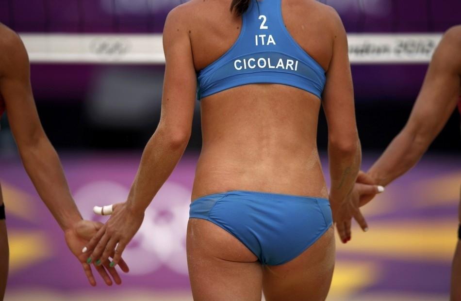 636 Ох уж этот пляжный волейбол