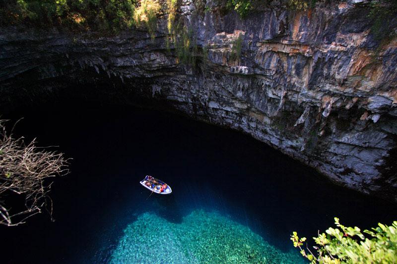 679 Пещера Мелиссани