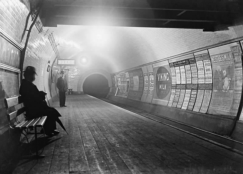 7102 Лондон: история в фотографиях