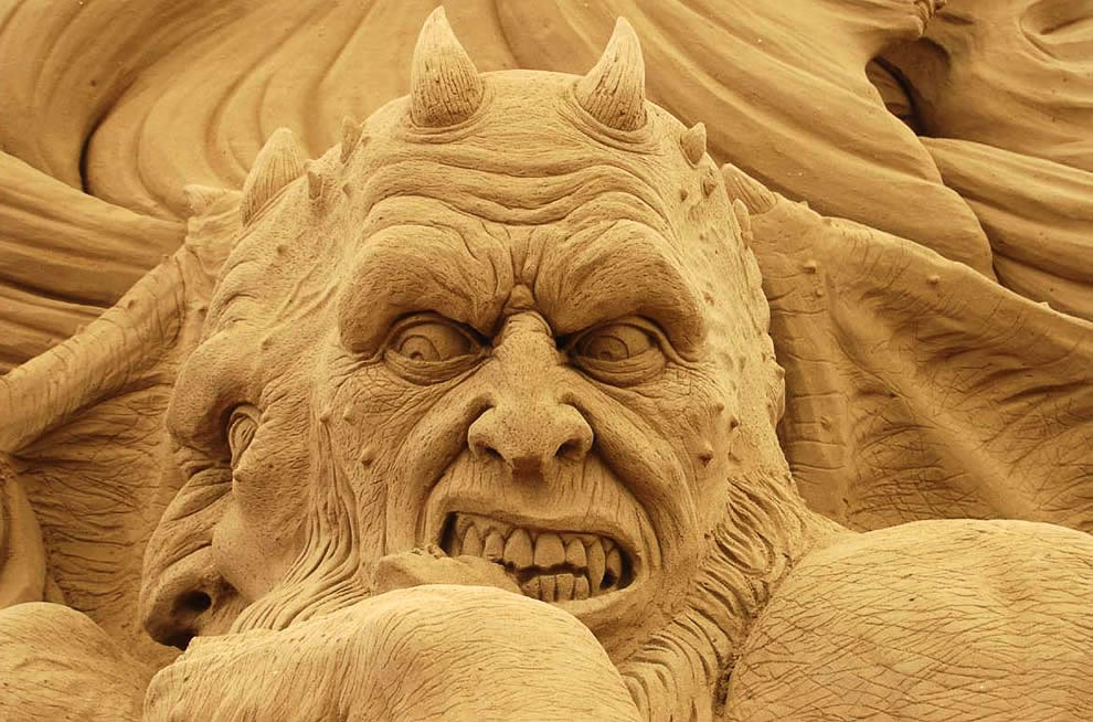 724 20 восхитительных песчаных скульптур