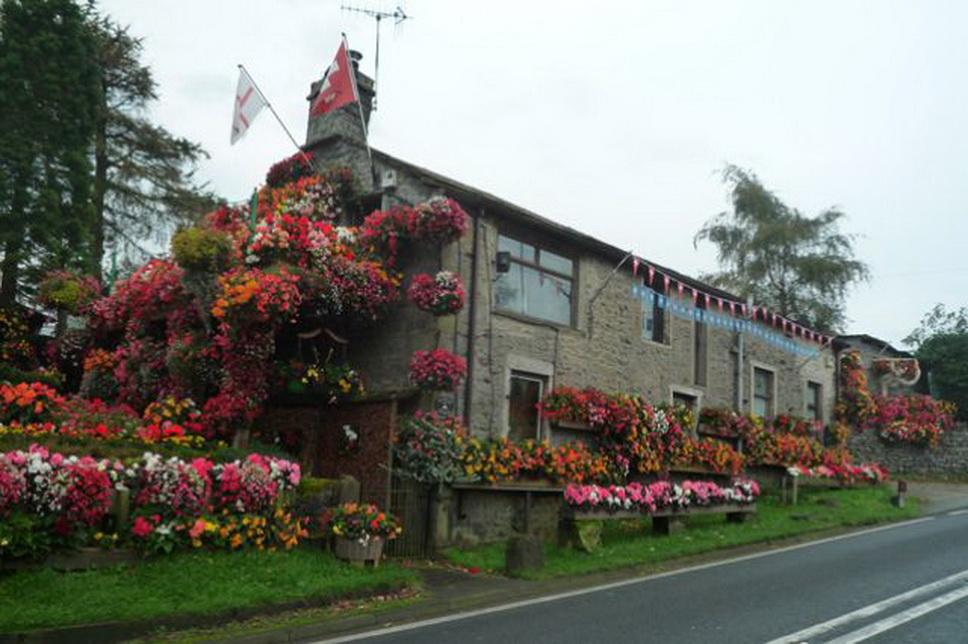 756 Цветочный дом