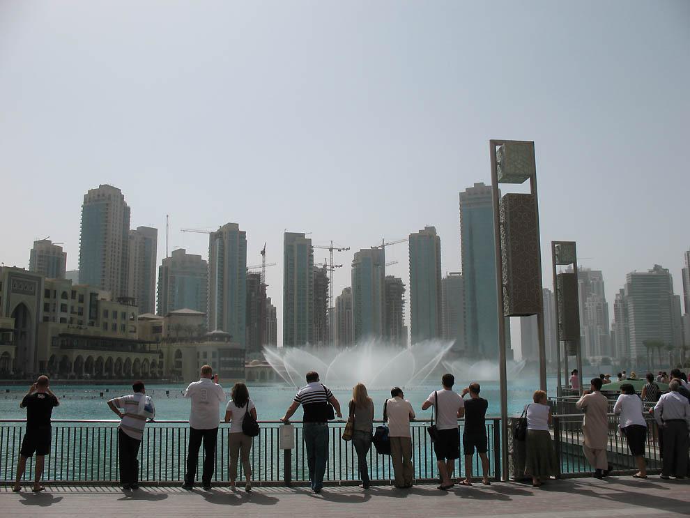 767 Dubai Fountain