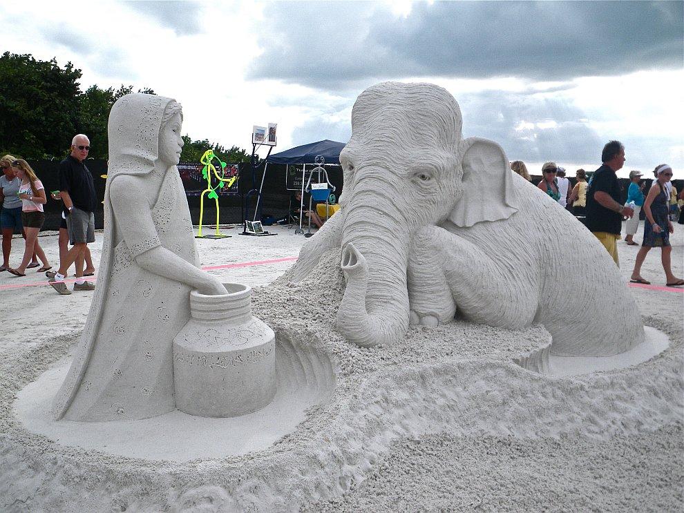 823 20 восхитительных песчаных скульптур