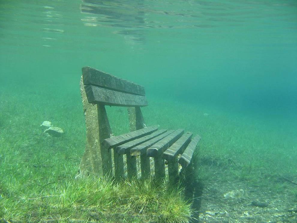 840 Подводный парк «Зеленое озеро»