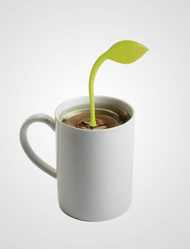 842 Оригинальные заварники для чая в чашке