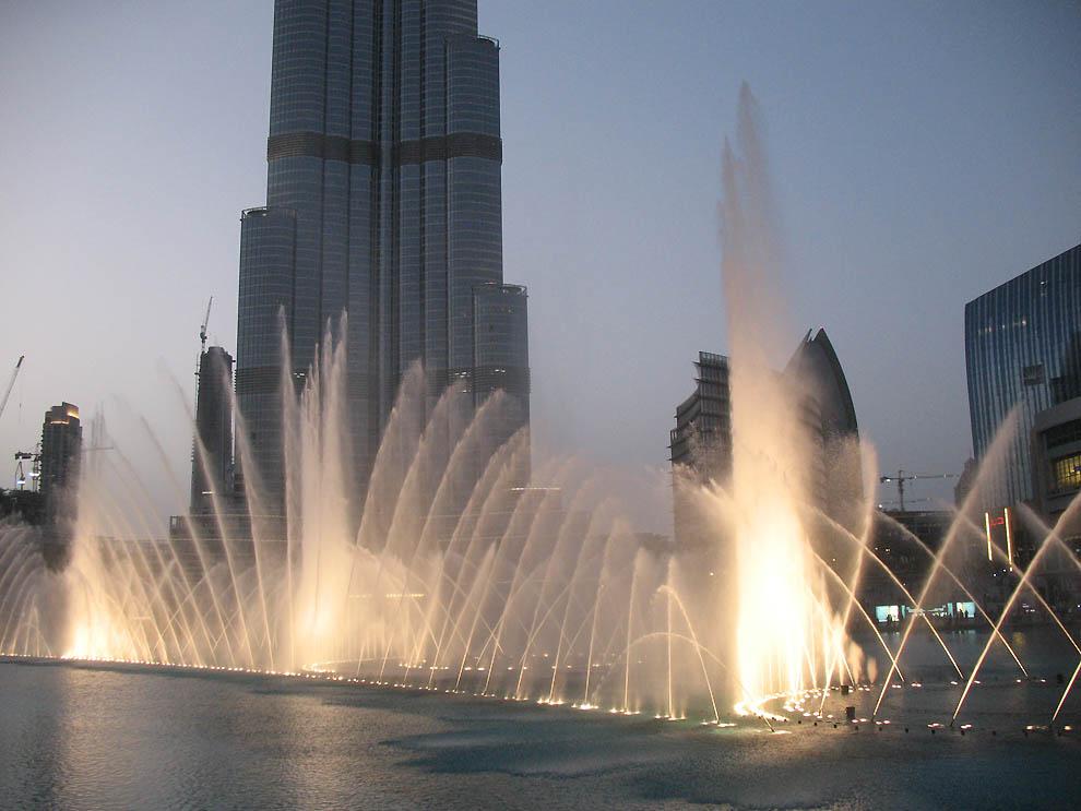 866 Dubai Fountain