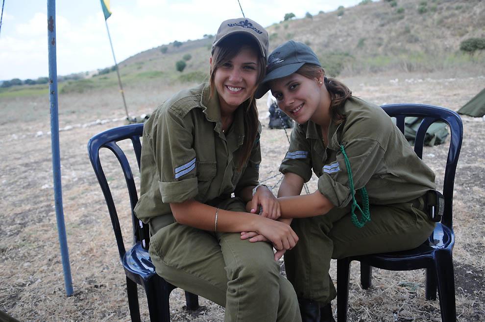 914 Прекрасная половина израильской армии