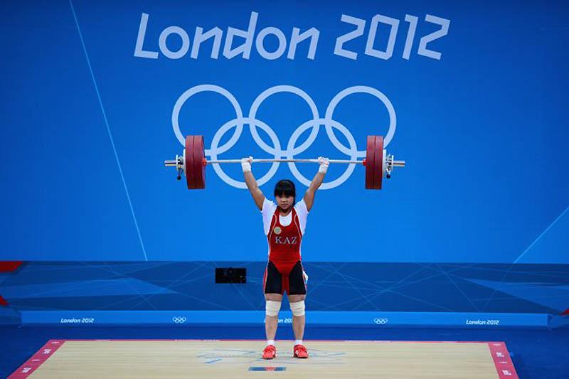 917 Лучшие прически на Олимпийских Играх