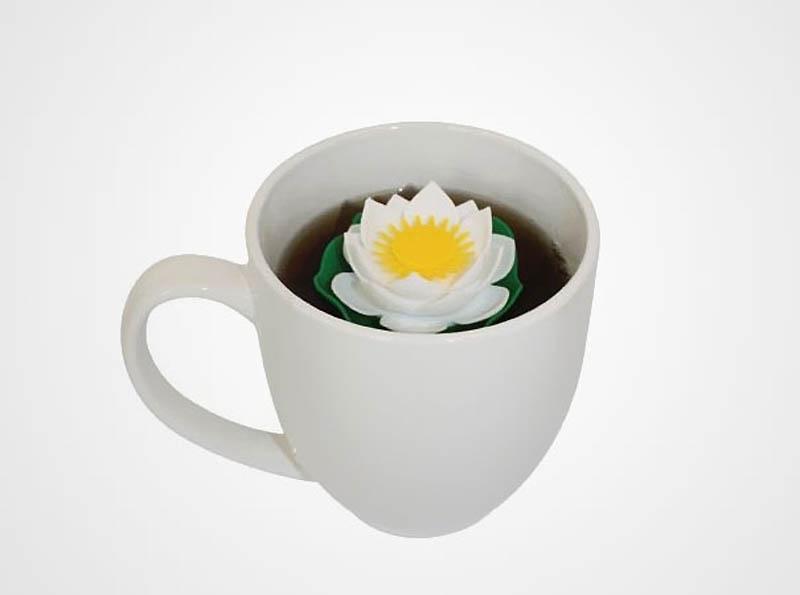 942 Оригинальные заварники для чая в чашке
