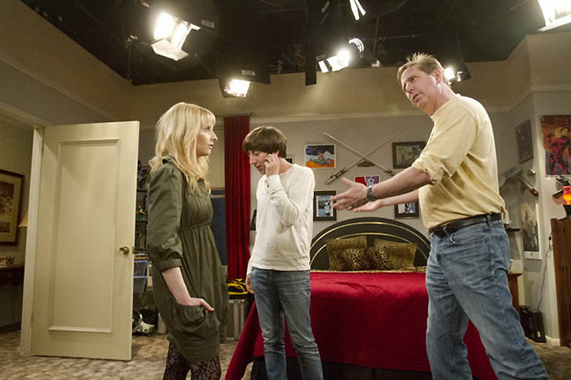 985 На съемочной площадке The Big Bang Theory