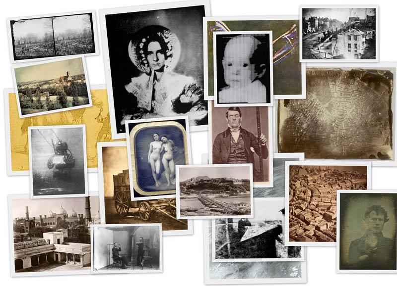 BIGPIC15 Ключевые снимки в истории фотографии