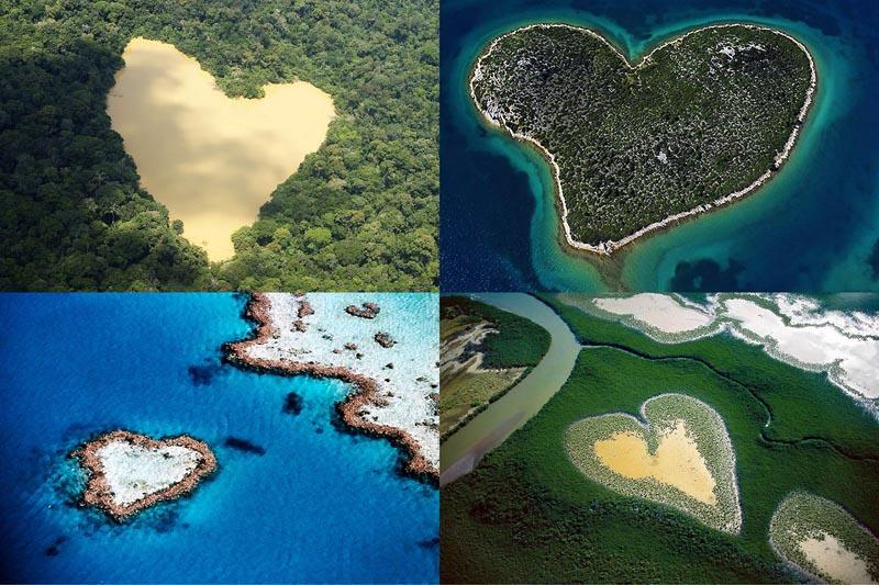 BIGPIC3 10 самых красивых природных сердец на Земле