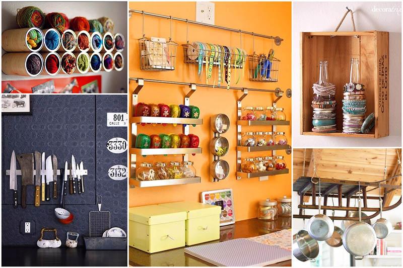 66 идей хранения и организации пространства