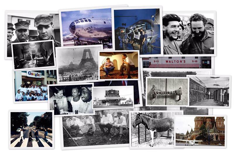 BIGPIC45 Редкие исторические кадры
