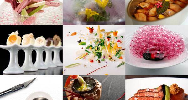 10 самых красивых ресторанных блюдмира