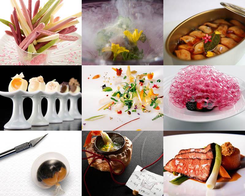 BIGPIC47 10 самых красивых ресторанных блюд мира
