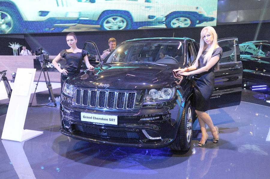 DSC 5692 Московский международный автосалон 2012