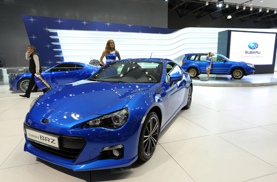 DSC 5729 Московский международный автосалон 2012