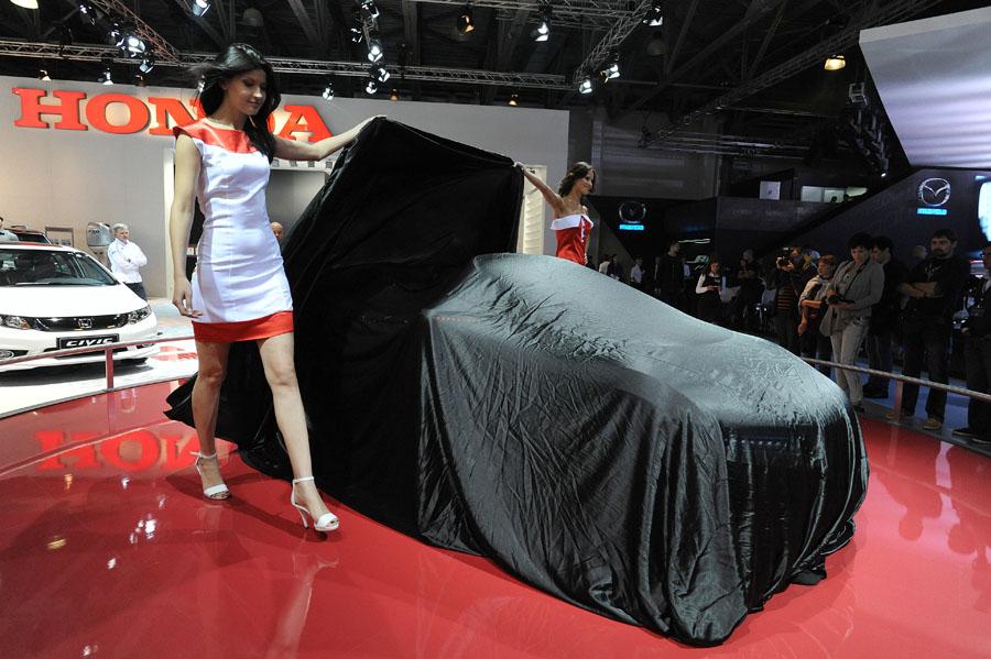 DSC 5733 Московский международный автосалон 2012