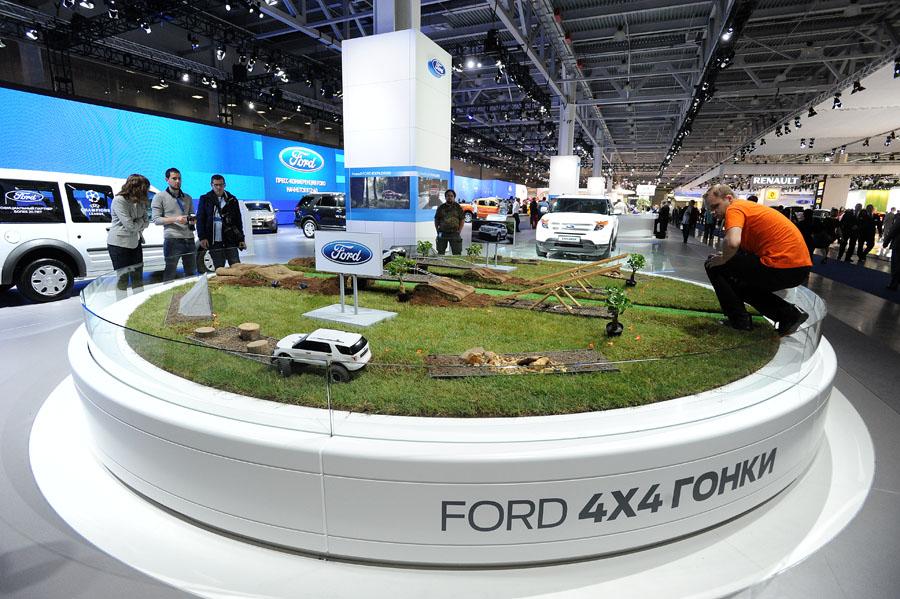 DSC 5743 Московский международный автосалон 2012