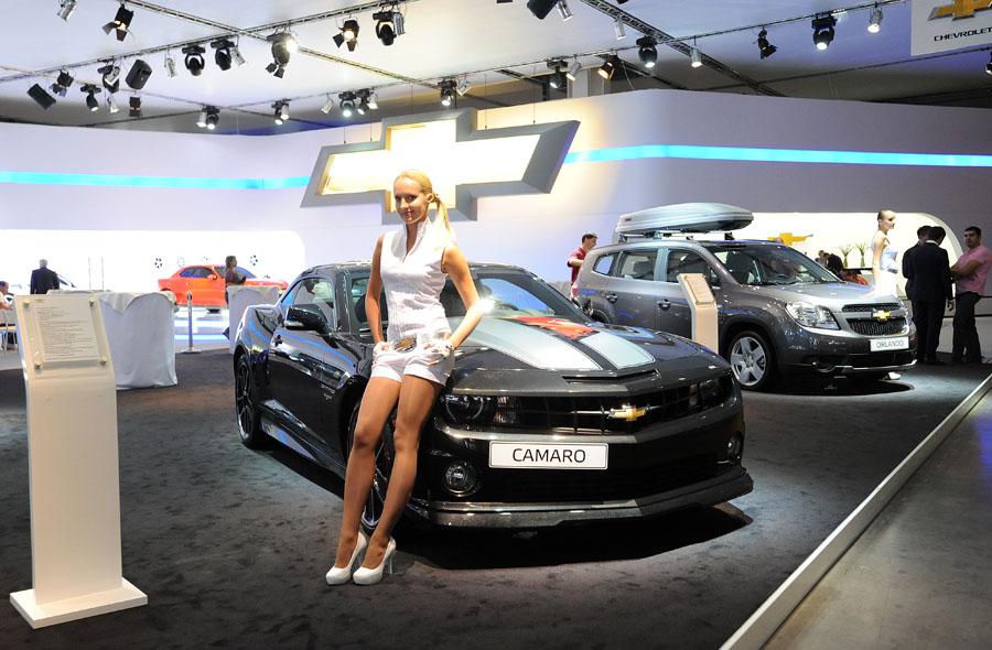 DSC 5779 Московский международный автосалон 2012