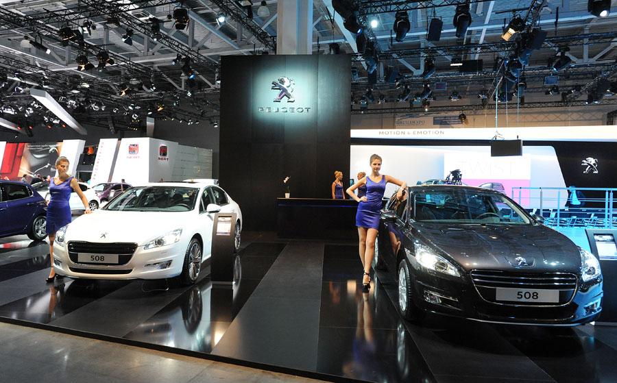 DSC 5781 Московский международный автосалон 2012