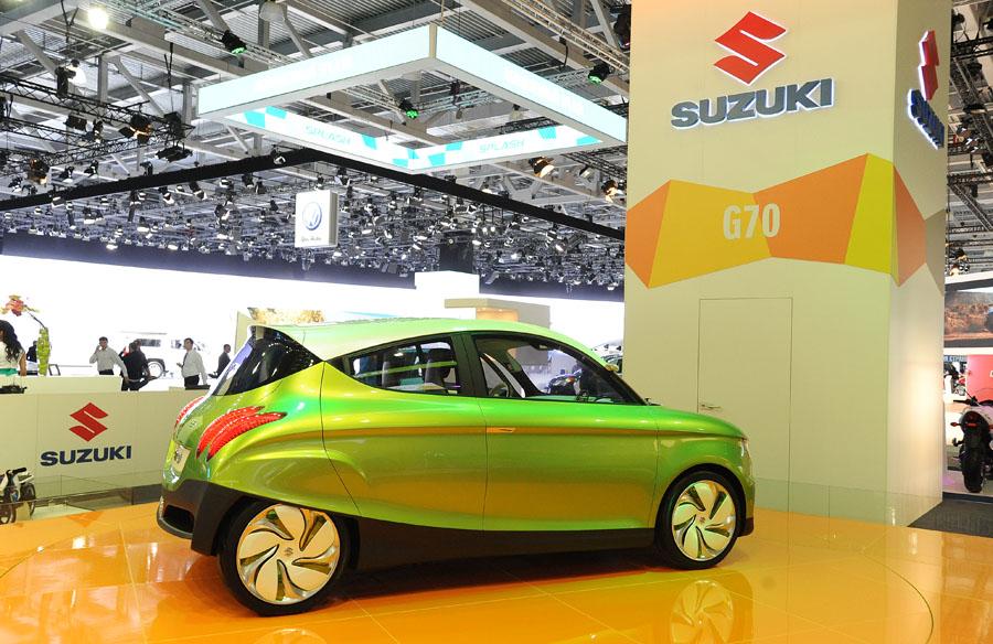 DSC 5789 Московский международный автосалон 2012