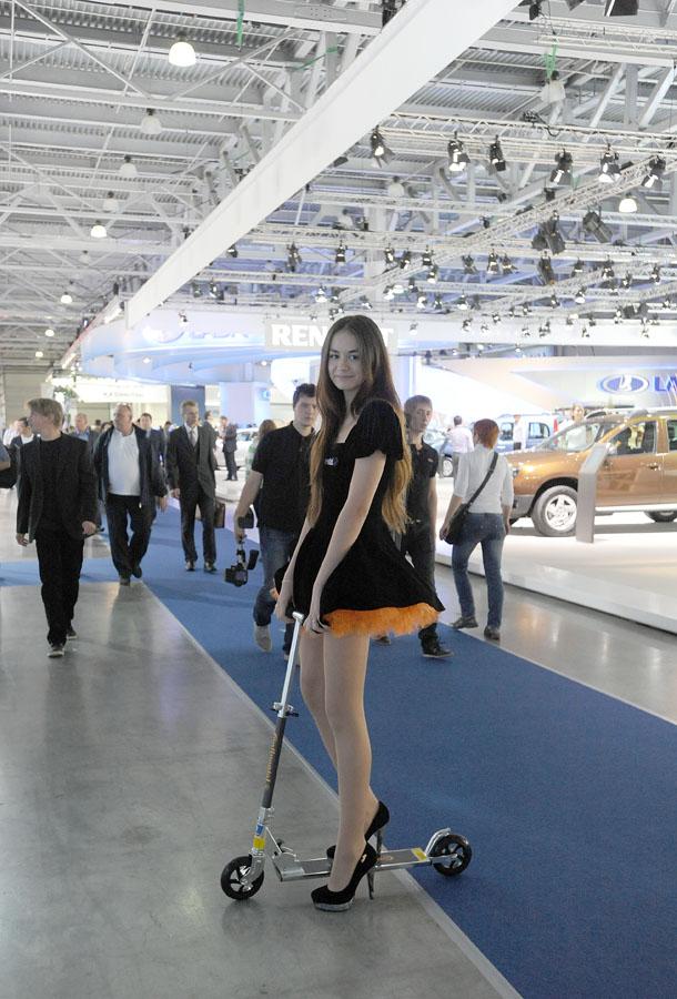 DSC 5856 Московский международный автосалон 2012