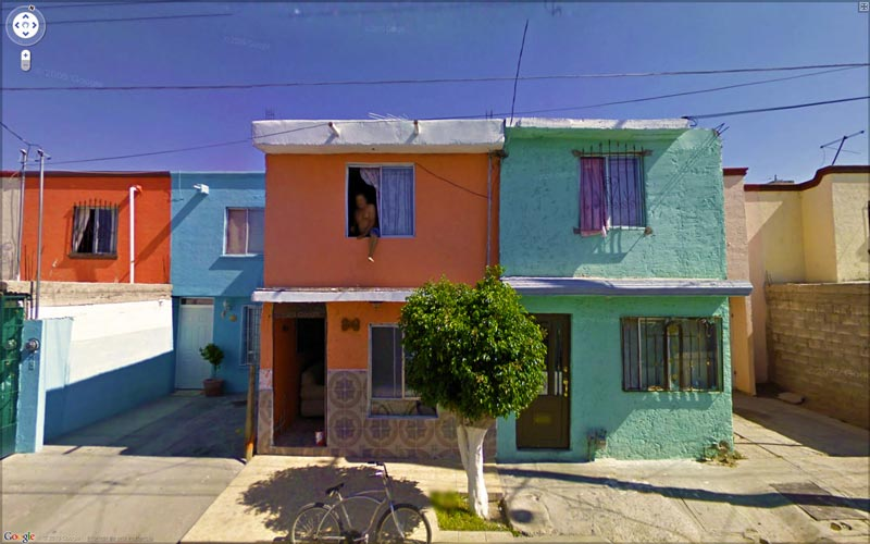 GoogleView 3 Жизнь на планете глазами Google View