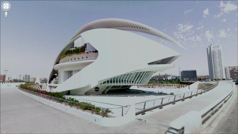 GoogleView 4 Жизнь на планете глазами Google View