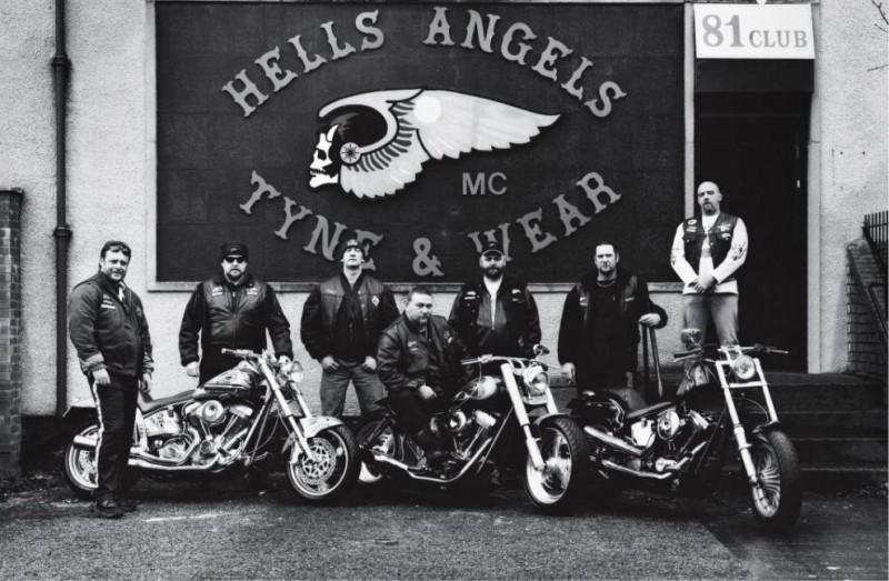 Hells Angels03 800x523 Британские «Ангелы ада»