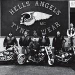Британские «Ангелы ада»