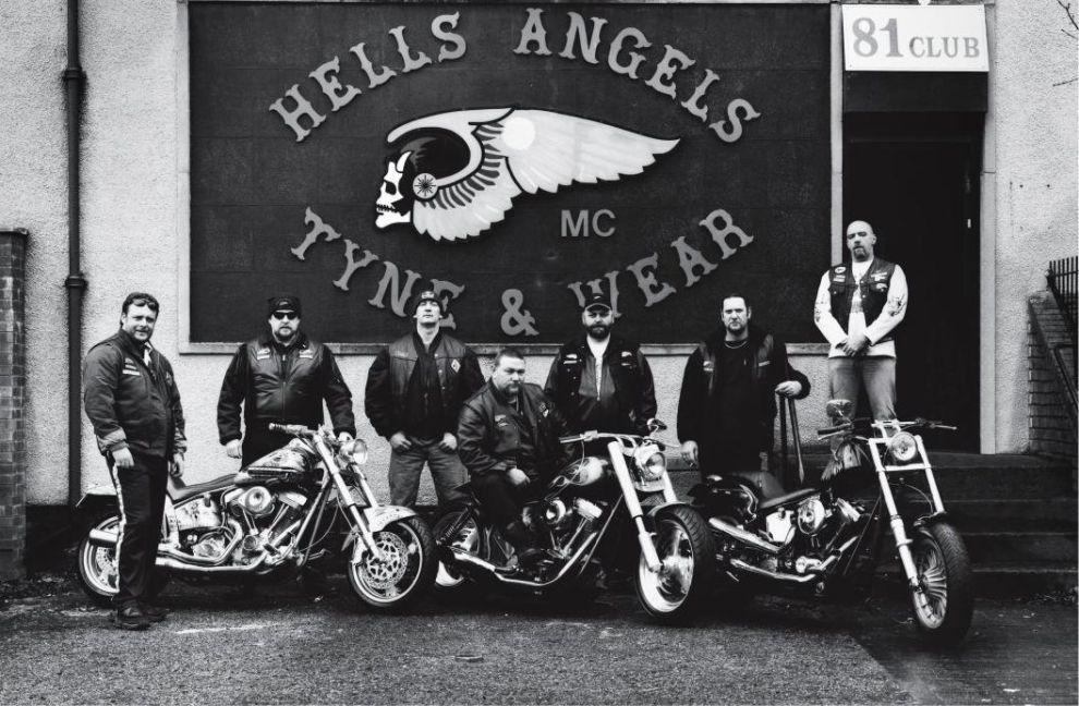 Hells Angels03 Британские «Ангелы ада»