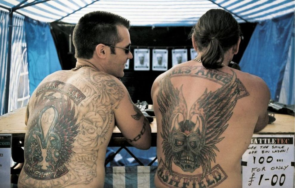 Hells Angels15 Британские «Ангелы ада»