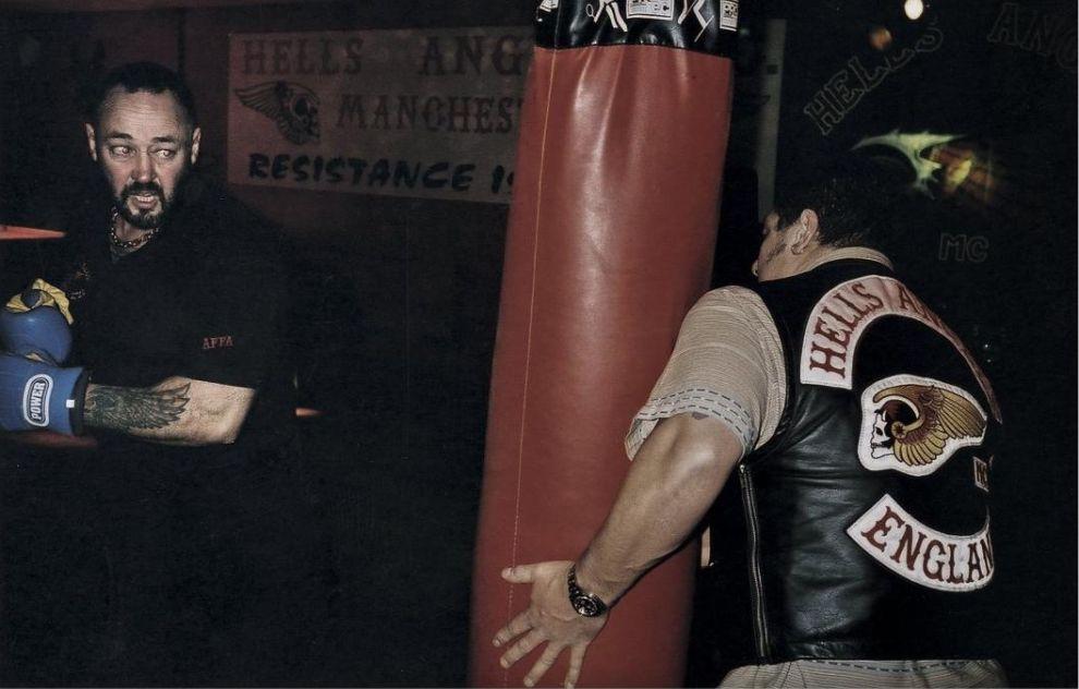 Hells Angels18 Британские «Ангелы ада»
