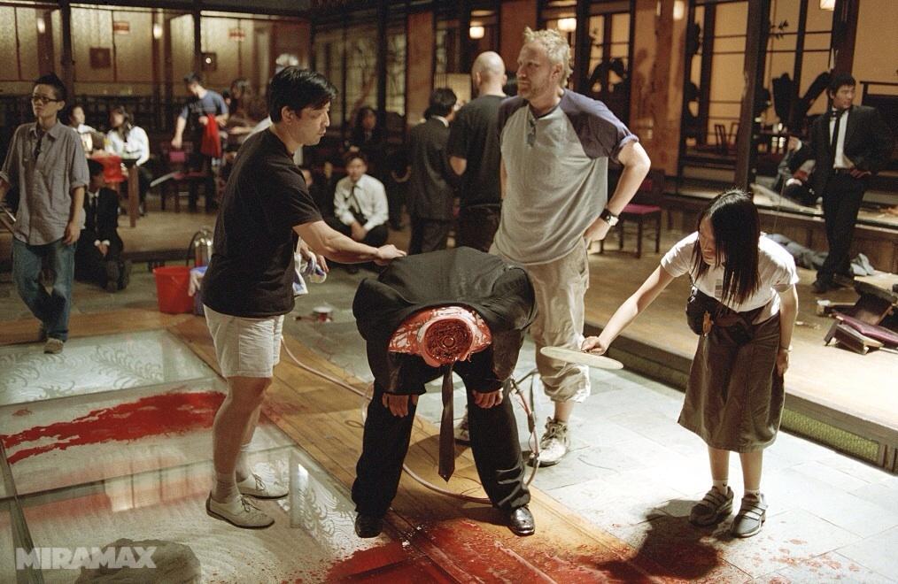 KillBill 0 Как снимался фильм «Убить Билла»