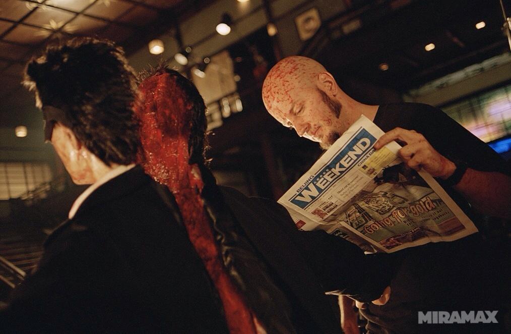 KillBill 1 Как снимался фильм «Убить Билла»