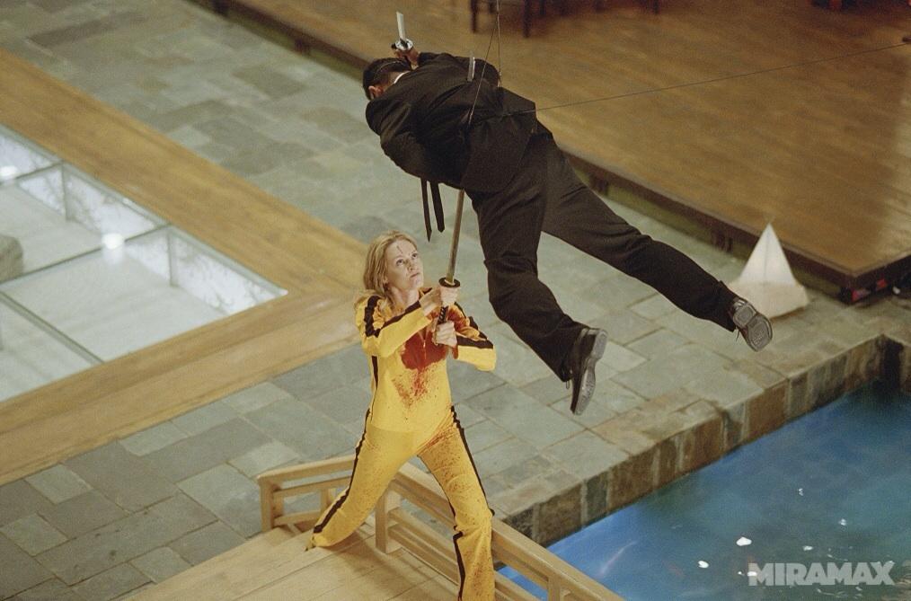 KillBill 2 Как снимался фильм «Убить Билла»