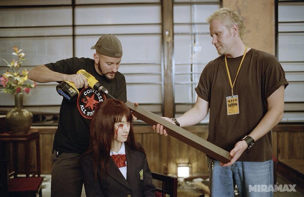 KillBill 3 Как снимался фильм «Убить Билла»