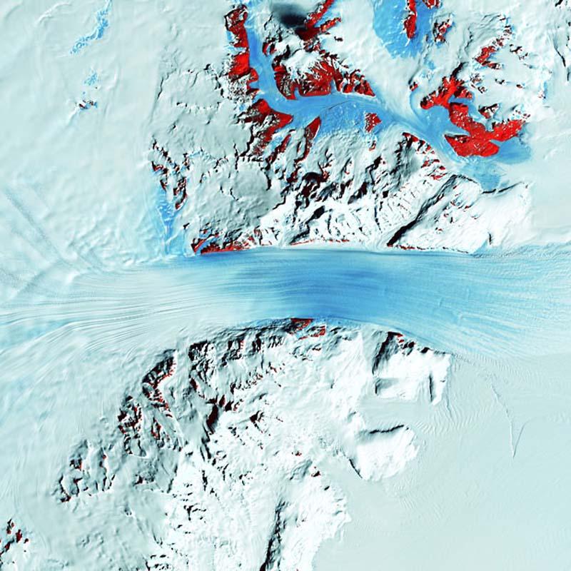 Landsatprogramme 17 Фото со спутника   Земля как произведение искусства