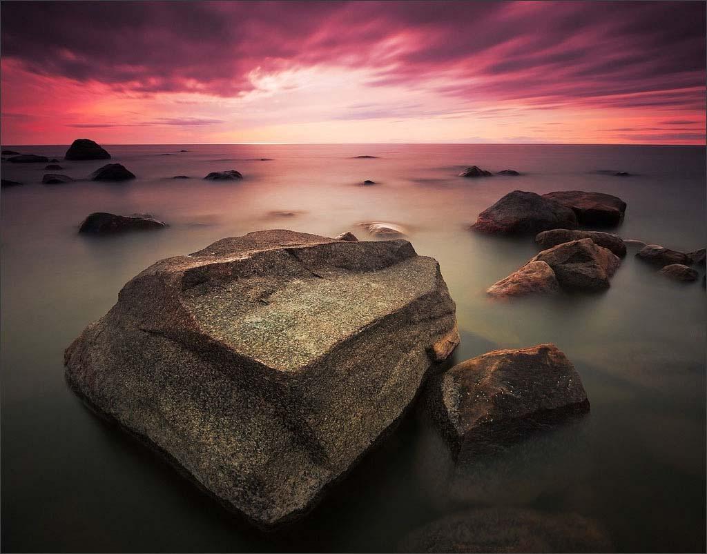 Landscape 2 Безмятежные пейзажи Скотта Крокера