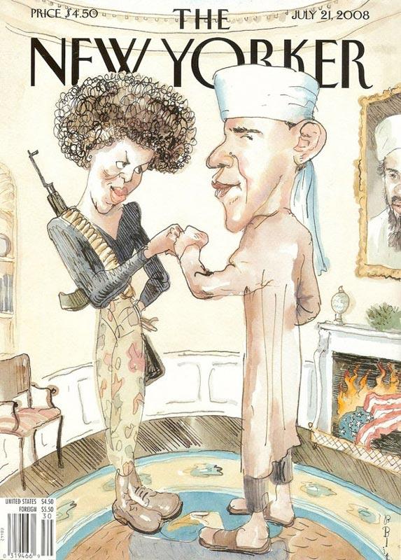 Most Controversial Magazine Covers 8 Самые скандальные обложки журналов