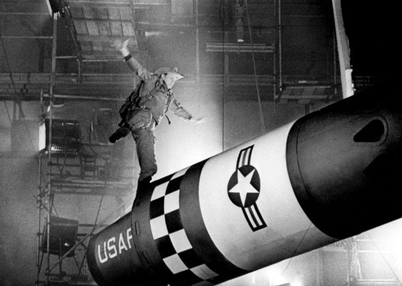 Stanley Kubrick11 Мастер за работой: Стэнли Кубрик. Часть 1 (1950 1960 гг.)