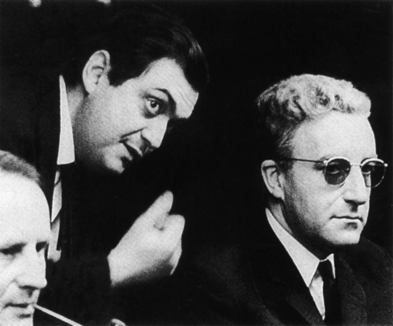 Stanley Kubrick12 Мастер за работой: Стэнли Кубрик. Часть 1 (1950 1960 гг.)