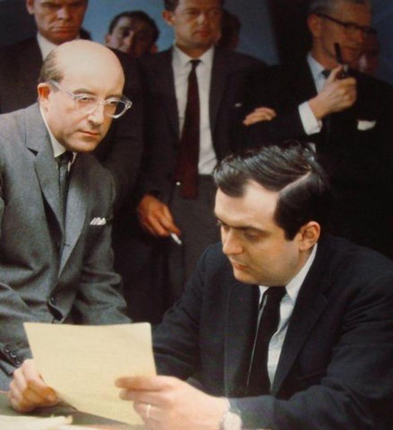 Stanley Kubrick15 Мастер за работой: Стэнли Кубрик. Часть 1 (1950 1960 гг.)