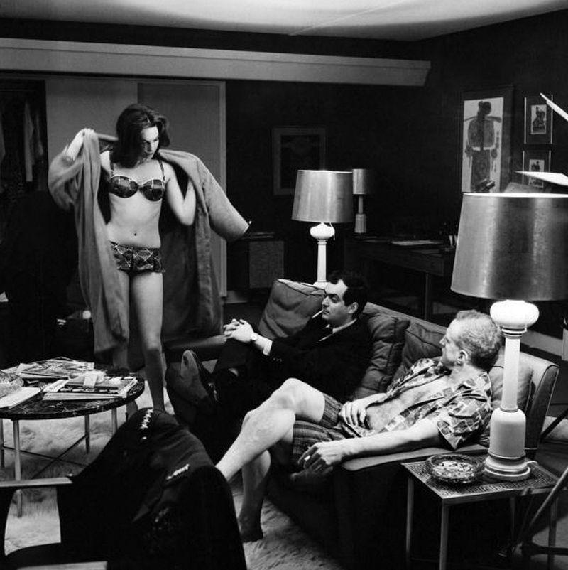 Stanley Kubrick18 Мастер за работой: Стэнли Кубрик. Часть 1 (1950 1960 гг.)